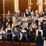 XXI. Fest der Kirchenmusik in Taks - Zweiter Teil des Programms