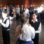 A KEVI Evangélikus Iskola tannulóinak fellépése / Auftritt der SchülerInnen der Evangelischen Schule KEVI