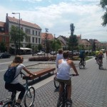 Stadtbesichtigung in Ödenburg mit Robert Wild