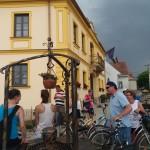 In Kroisbach mit Robert WIld