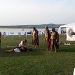 II. Jugendtreffen der Nationalitäten am Velence-See