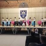 A Teleki Blanka Általános Iskola diákjai / SchülerInnen der Teleki-Blanka-Grundschule
