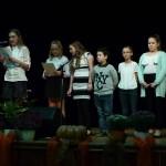 Die SchülerInnen der Tolnauer Széchenyi-Grundschule