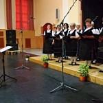 Der Chor des Mescher Deutschen Nationalitätenklubs