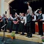 Der Deutsche Nationalitätenchor aus Pußtawam