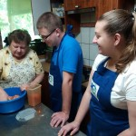 VI. Ungarndeutsches Backcamp der Hartianer Jugendlichen
