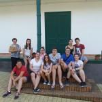 VI. Ungarndeutsches Backcamp der Hartianer Jugendlichen - In Schomberg