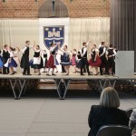 A DNG tánccsoportja / Die DNG-Tanzgruppe