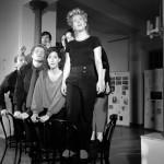 Valéria verselt világa - A Magyarországi Német Színház vendégjátéka a HdU-ban / Valerias verdichtete Welten  - Gastspiel der Deutschen Bühne Ungarn im HdU