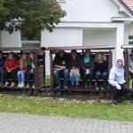 Der ungarndeutsche Lehrpfad in Sanktiwan bei Ofen wurde auch besucht