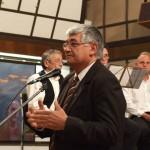 Josef Manz, Vorsitzender des Komitatsverbandes