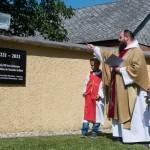Vaskeresztes 800 éves lett