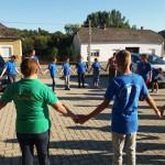 Az első német nemzetiségi nap programjából a táncház sem hiányozhatott