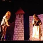 A szörny (Zakariás Máté) és a szépség (Paula Donner) / Das Biest (Máté Zakariás) und die Schöne (Paula Donner)