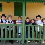 TrachtTag mit der Klasse 1c der Grundschule in Bohl/Bóly (zugeschickt von Bianka Faluhelyi)