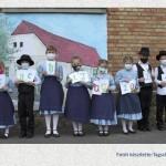 Kinder aus der Deutschen Nationalitätengrundschule in Werischwar/Pilisvörösvár (zugeschickt von stellv. Dir. Anna Mirk-Nick)