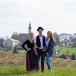 TrachtTag 2021 bei der Saarer Tanzgruppe (zugeschickt von Viktória Nagy)