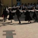 A Taksonyi Dunamenti Fiatal Svábok Egyesületének táncosai