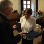 Kerner Lőrinc és Dr. Wild Katalin / Lorenz Kerner und Dr. Katharina Wild