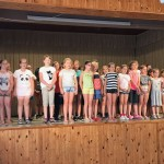 23. Ungarndeutsches Theatercamp in Nadwar