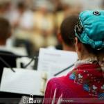 Német térzene Pécs belvárosában július 26-án a Véméndi Fúvószenekarral / Deutsches Open-Air-Konzert in der Innenstadt von Fünfkirchen mit der Wemender Blaskapelle am 26. Juli