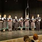 Német nemzetiségi kultúrműsor a Békásmegyeri Közösségi Házban