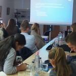 Angelika Pfiszterer, Kulturreferentin der LdU / Pfiszterer Angelika, az MNOÖ kulturális referense