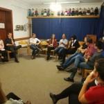 Fortbildung von Jugendvertretern in Fünfkirchen