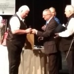 Josef Karl Wennesz erhielt den Josef-Gungl-Preis (Foto: Theresia Surman)