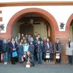 26. Rundreise der Gewinner der ungarndeutschen Landeswettbewerbe in Deutschland