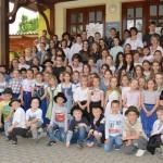 TrachtTag in der Tschasarteter Grundschule (Zugeschickt von: Stefan und Magdalena Schuszter)
