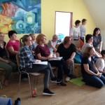 Ungarndeutsche Kindergärtnerinnen lernten neue Erziehungstheorien kennen