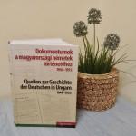 Történelmi kézikönyv, nem csak kutatók számára / Historisches Nachschlagewerk nicht nur für Forscher