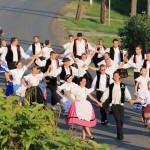 7. Hajoscher Tracht- und Tanztag / 7. Hajósi Népviselet- és Tánc Napja (Foto: Robert Ginál)