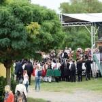 """A """"Hagyományaink vendégségben"""" programból  táncprodukciók sem hiányozhattak / Die Tanzproduktionen durften an dem Tag auch nicht fehlen"""