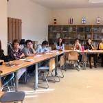 """Az UDPI legutóbbi továbbképzésén az """"Early Excellence"""" pedagógiai módszerrel ismerkedtek meg a résztvevők / Die TeilnehmerInnen der jüngsten UDPI-Fortbildung machten sich mit dem Early-Excellence-Ansatz vertraut"""
