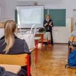 Wanderbündel-Projekt im Tamási-Áron-Nationalitätengymnasium  / Vándorbatyu-projekt a Tamási Áron Általános Iskola és Német Két Tannyelvű Nemzetiségi Gimnáziumban
