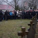Gedenkfeier am Mahnmal der Maaner Vertriebenen auf dem Friedhof