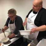 Magyarországi német közösségi főzés Sopronban / Ungarndeutsches Gemeinschaftskochen in Ödenburg