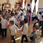 Schwäbische Hochzeitswoche im Damjanich Kindergarten in Baje / Sváb lakodalmas hetet tartottak a bajai Damjanich utcai Óvodában