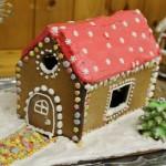 Der weihnachtlichste und bunteste Lebkuchen / A legkarácsonyibb és legszínesebb  mézeskalács