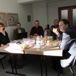 Arbeitsgruppe Politik / Politikai munkacsoport