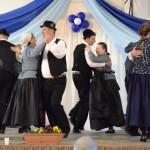 Adonyi Rozmaring Tánccsoport / Die Tanzgruppe Rosmarin aus Adam (Fotó: Pats Krisztina)
