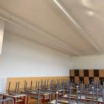Auch das Grundschulgebäude des Valeria-Koch-Bildungszentrums wurde erneuert / A Koch Valéria Iskolaközpont általános iskolai épülete is megújulhatott