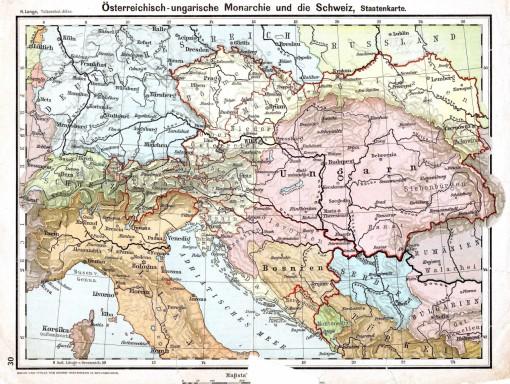 Austria-Hungary1899