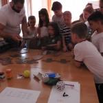 Bastelworkshop mit Norbert Trinter