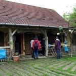 Auf dem Bauernhof der Familie Reisz
