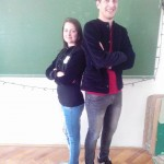 TrachtTag 2016: Csilla Fuszenecker und Patrik Matos