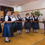A Mözsi Német Nemzetiségi Klub Énekkara / Der Mescher Deutschchor