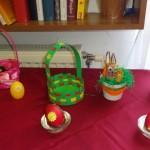 Húsvétra készültek a paksi diákok / Pakser Schüler bereiteten sich auf Ostern vor